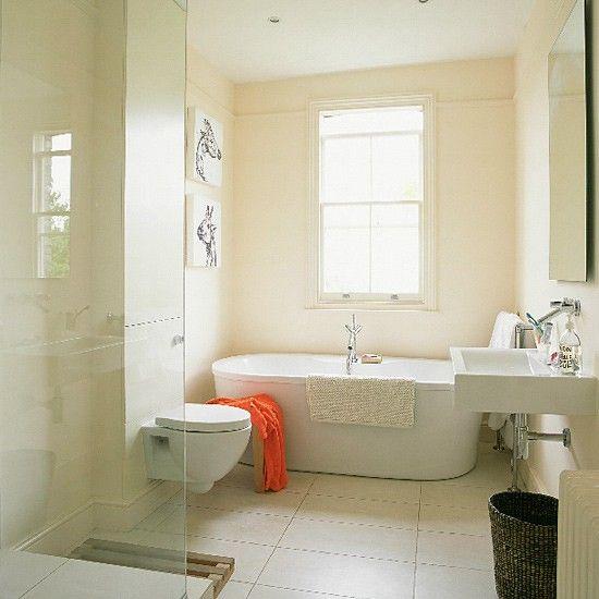 Modernes viktorianisches Badezimmer Wohnideen Badezimmer Living ...