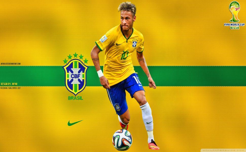 Neymar Brazil Hd Wallpaper Neymar Brazil Neymar Barcelona Neymar