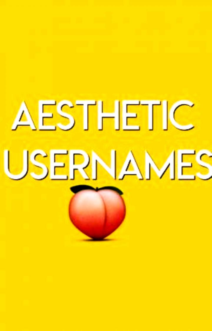 Cute Username Ideas Aesthetic Usernames Wattpad 2020 Aesthetics Aesthetic Usernames Aesthetic Words Instagram Aesthetic