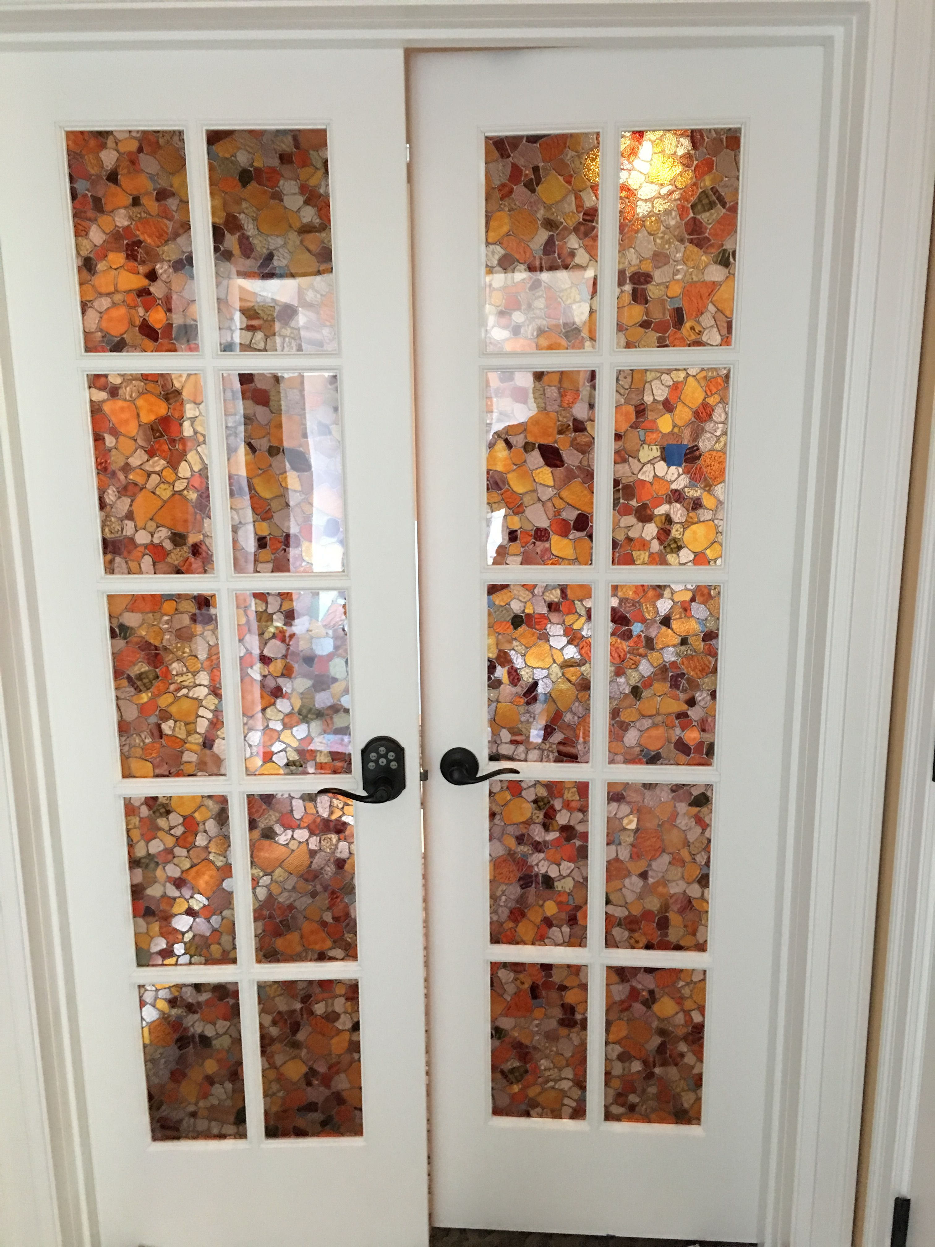 Decorative French Doors Decorative Window Film French Doors Window Films