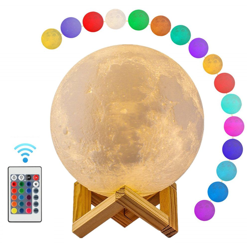 Cheap Led Night Lights Buy Directly From China Suppliers Moon Light 3d Print Moon Globe Lamp 3d Glowing Moon Lamp With S Moon Light Lamp Moon Globe Led Color