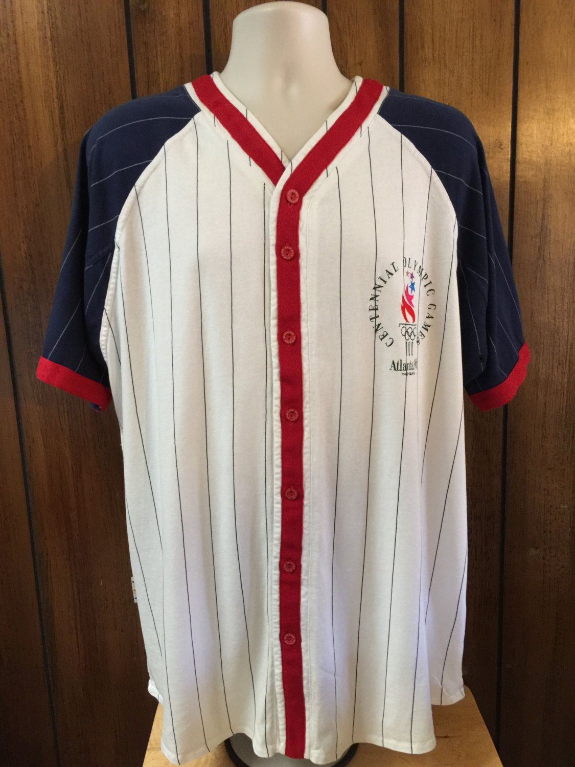 Rare Vintage Mirage 1996 Centennial Olympic Games Atlanta Etsy Atlanta Baseball Olympic Games Atlanta