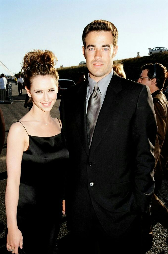 This Former Couple Just Screams 90s Then Mtv Vj Carson Daly