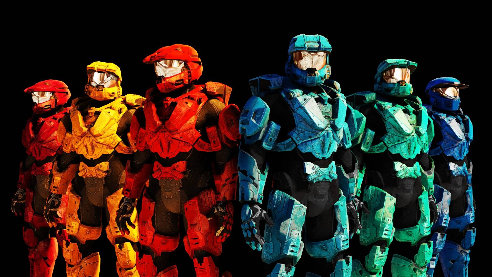 Red Vs Blue 1920x1080 Wallpapers Red Vs Blue Pokemon Red