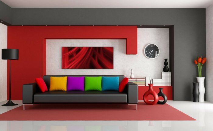 einrichtungsideen wohnzimmer wohnzimmer design ideen | einrichtung ...