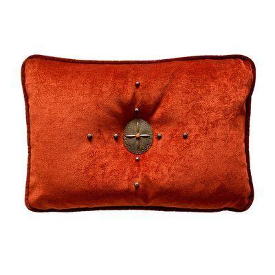 Silverado Home Wrangler Lumbar Pillow Size: