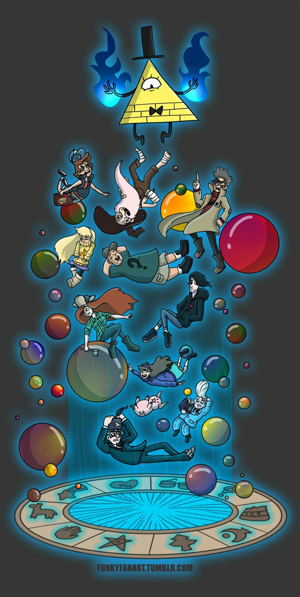 Gravity Falls Iphone 7 Plus Wallpaper Gravity Falls Fan Art Gravity Falls Gravity Falls