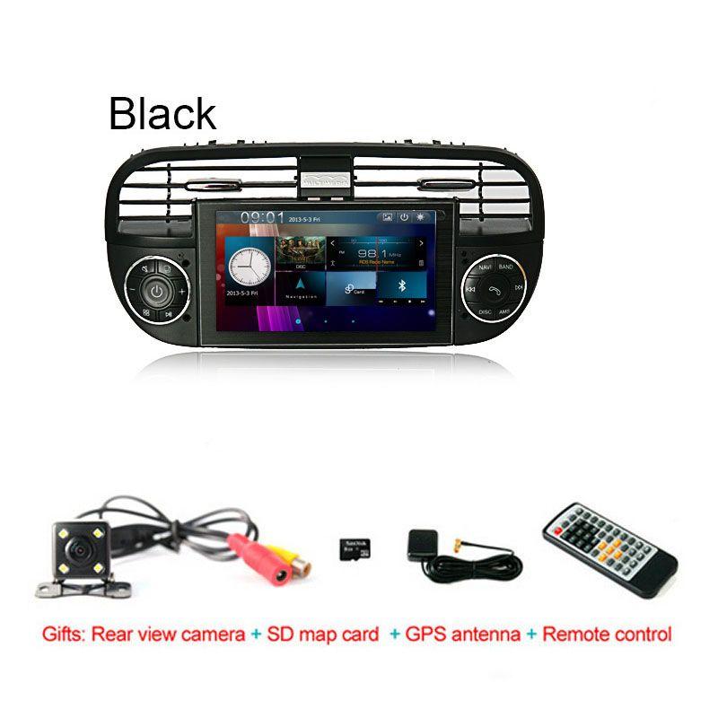 Car Dvd Player For Fiat 500 Abarth 2007 2015 Navigation Rhpinterest: Fiat 500 Radio Antenna At Gmaili.net