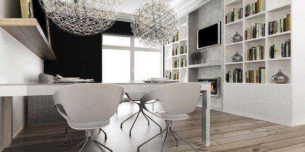 Decoración de espacios pequeños Studio por Ajot Decoración y - decoracion de espacios pequeos