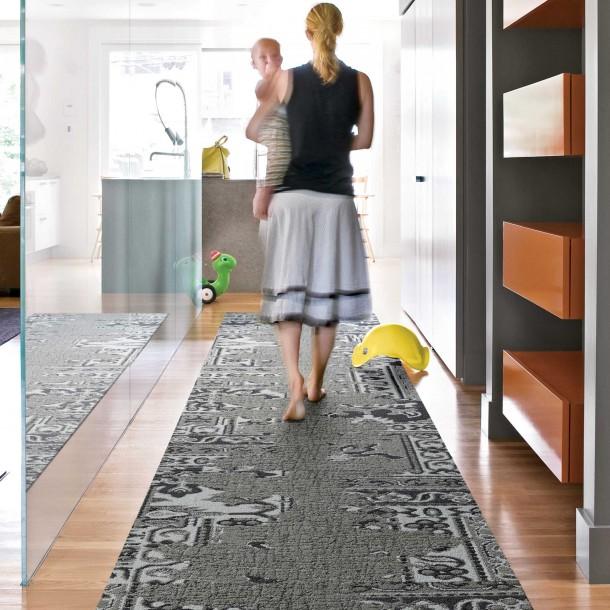 Best Turkish Blend Grey Flor Carpet Tiles In 2020 Teal 400 x 300