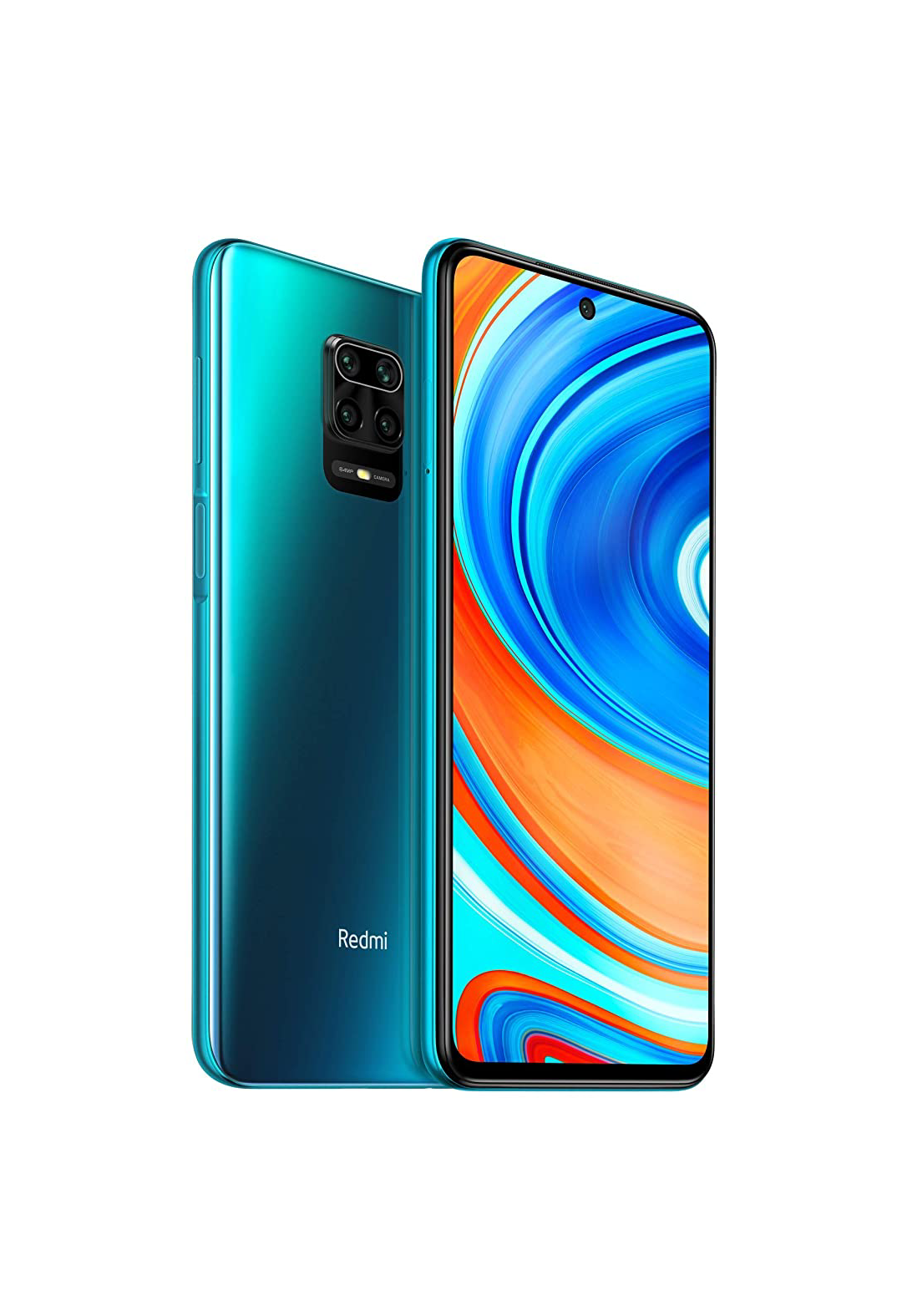 Redmi Note 9 Pro Max Aurora Blue 6gb Ram 64gb Storage In 2020 Note 9 Xiaomi Quad