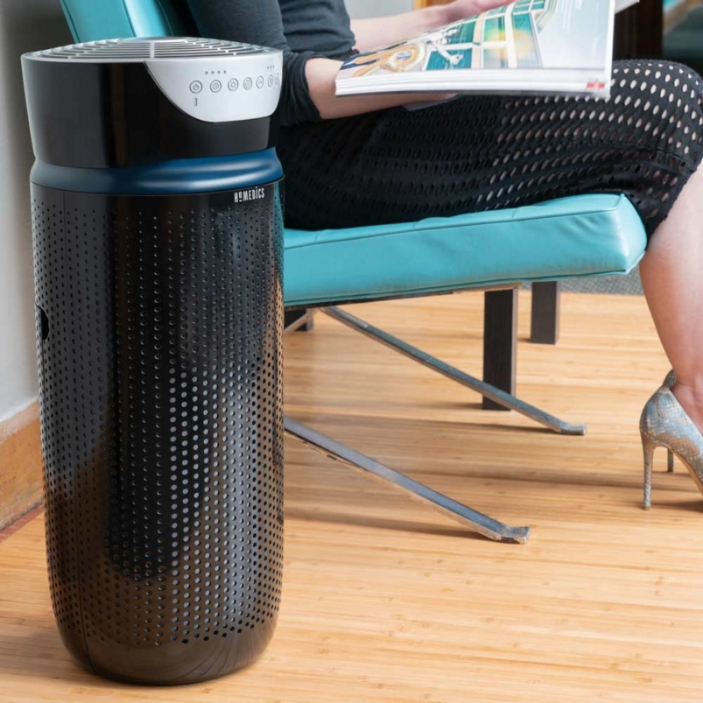 TotalClean® 5in1 Large Room Tower Air Purifier Air