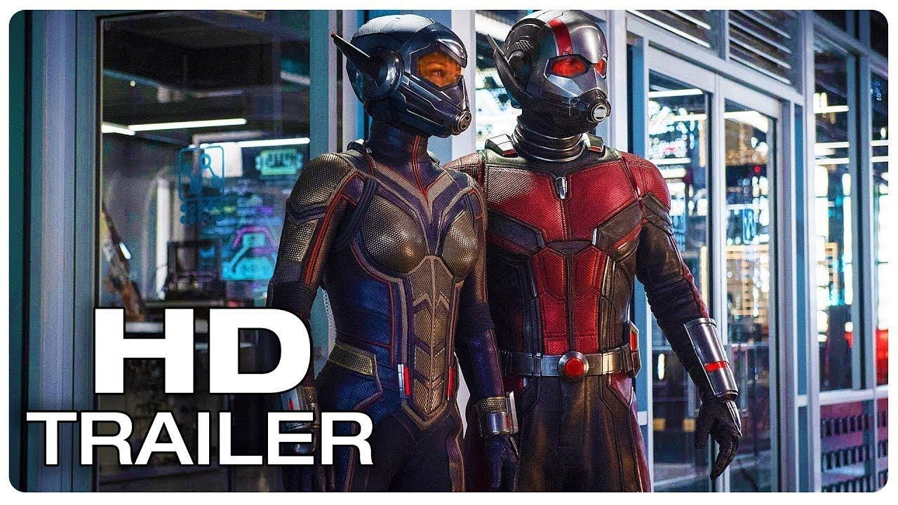 Ant Man 2 Trailer  2018  Teaser   New Movie Trailer 2018 Ant Man and     Ant Man 2 Trailer  2018  Teaser   New Movie Trailer 2018 Ant Man