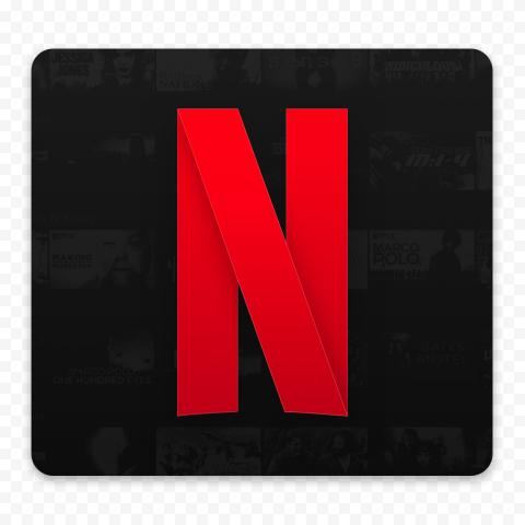 Square Netflix Logo Citypng Logos Netflix Square