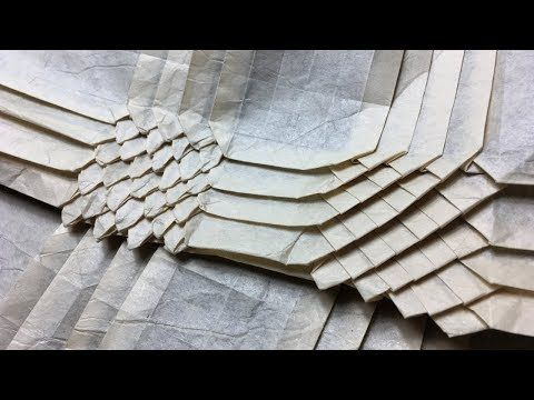 Origami Panosundaki Pin