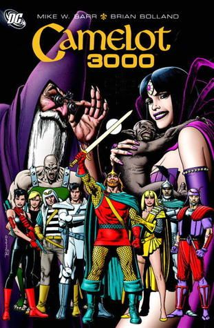Review of Camelot 3000 by Mike W. Barr on Eastern Sunset Reads Blog