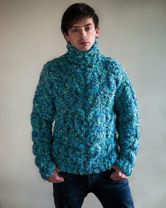 Sweater from alpaca unisex, warm , women's sweater, men's sweater ...
