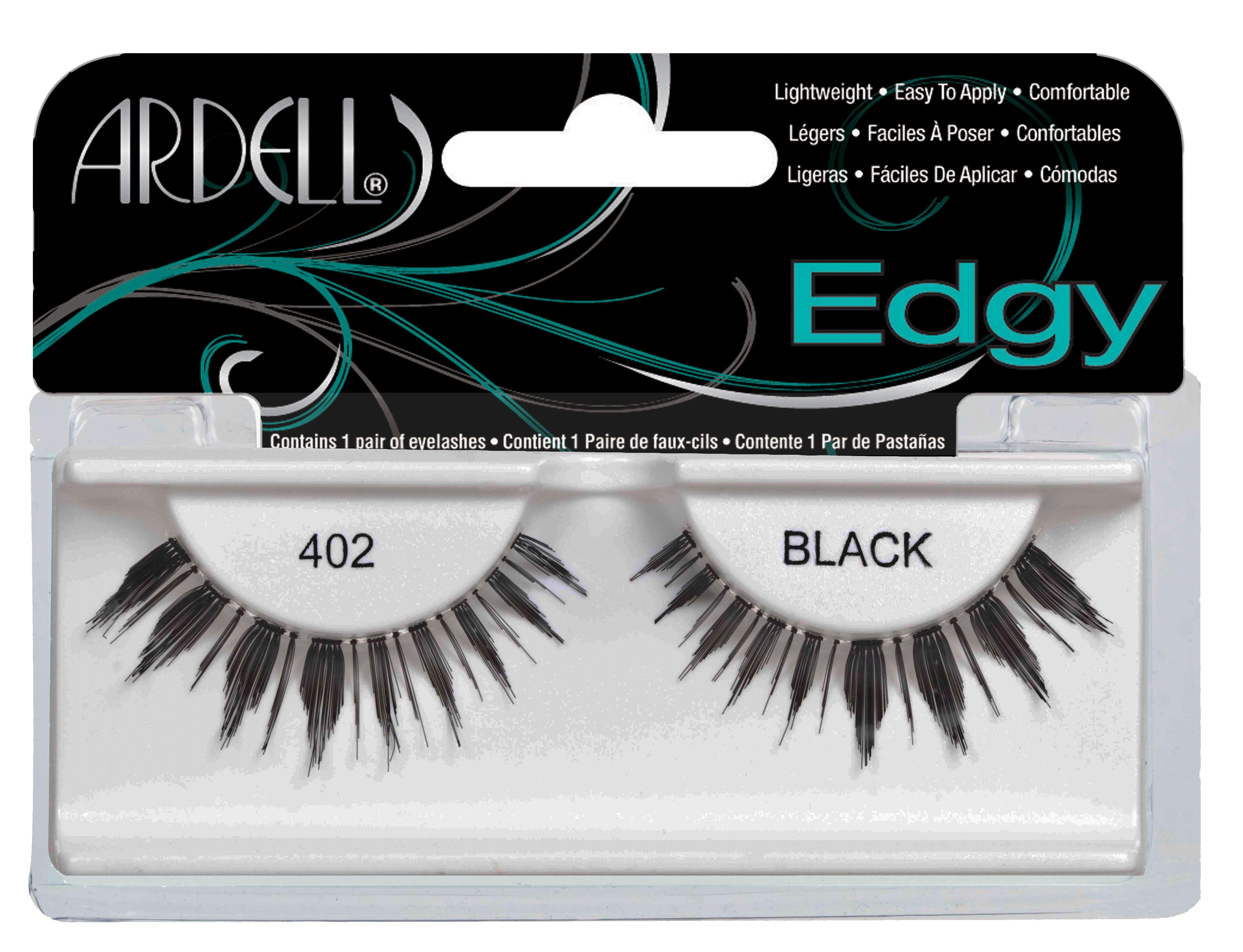 5d8870bbdaa Ardell Edgy Lash - 402 | Lashes | Ardell eyelashes, Lashes, Eyelashes