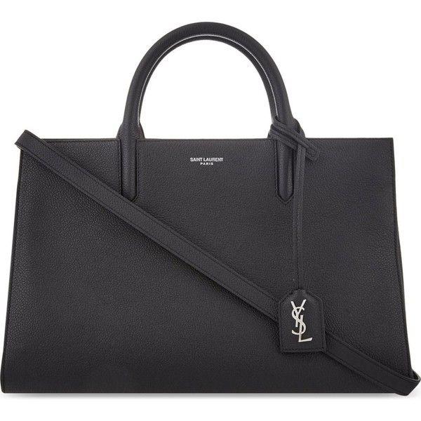 Saint Laurent Womens Rive Gauche Tote Bag (€2.320) liked