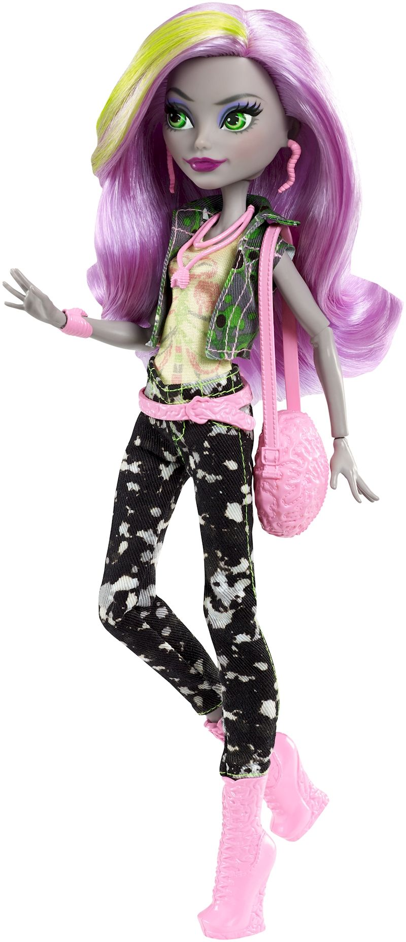 MONSTER HIGH® WELCOME TO MONSTER HIGH MOANICA D'KAY™ DOLL