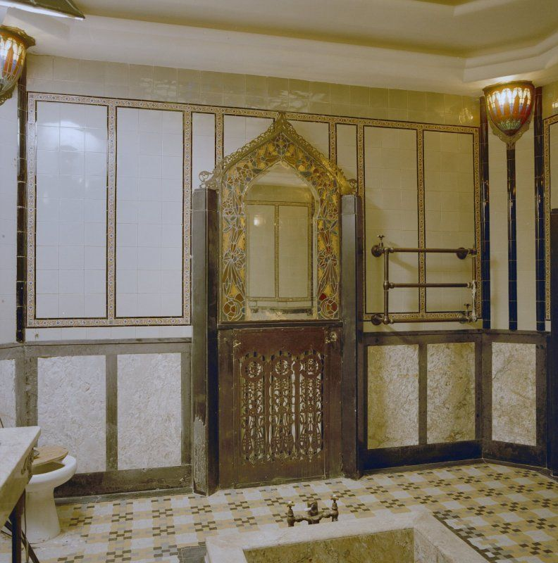 INTERIEUR, BADKAMER (ART DECO) DEUR | Art Deco interior | Pinterest ...