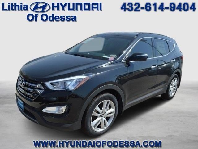 Nice Drive Home In A 2014 #Hyundai Santa Fe Sport From Lithia Hyundai Of #Odessa!  #westtexas #Texas
