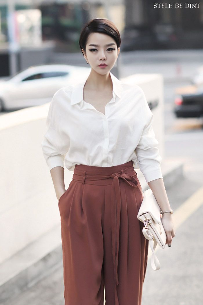 Stylish for you [DINT], Women's Clothing Store. Blouse Blouse B-697 Cube la eonbalreonseu Blouse