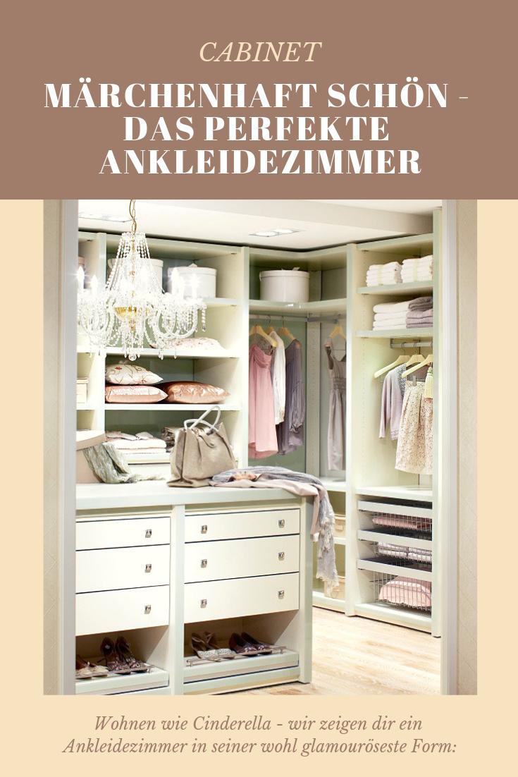 Marchenhaft Schon Die Perfekte Weisse Ankleide Ankleide Kleiderschrank Nach Mass Ankleide Zimmer