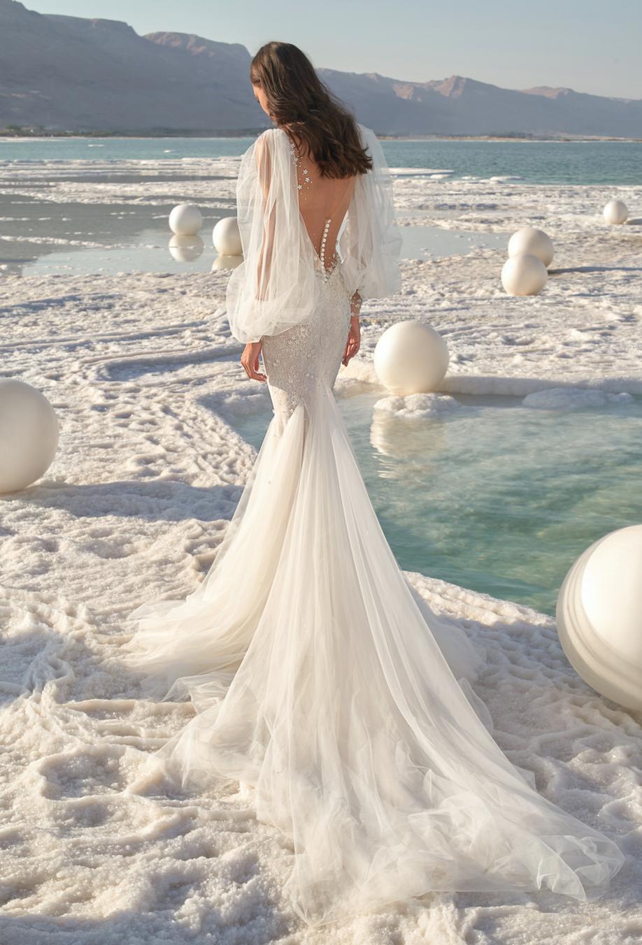 Lee Petra Grebenau F W 2020 Collection Mermaid Wedding Dress Wedding Dresses Royal Wedding Dress