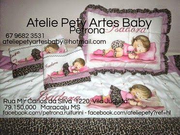 Atelie Pety Artes Baby: Inventando Modinha