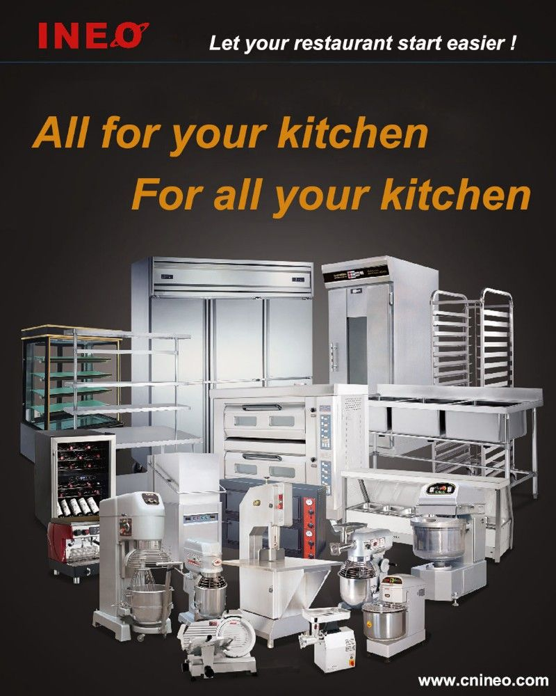 Good Quality Commercial Catering Kitchen Equipment For Restaurant