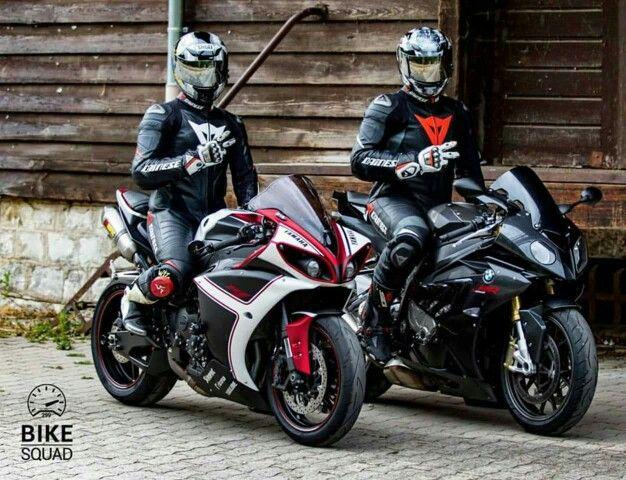 Bmw s 1000 rr and r1 yamaha beautiful engines for Yamaha rr 1000