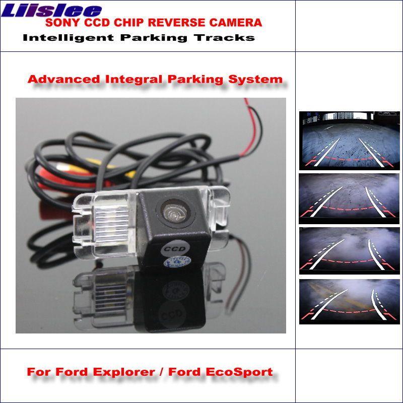 Liislee Backup Rear Reverse Camera For Ford Explorer U Ford Ecosport Us