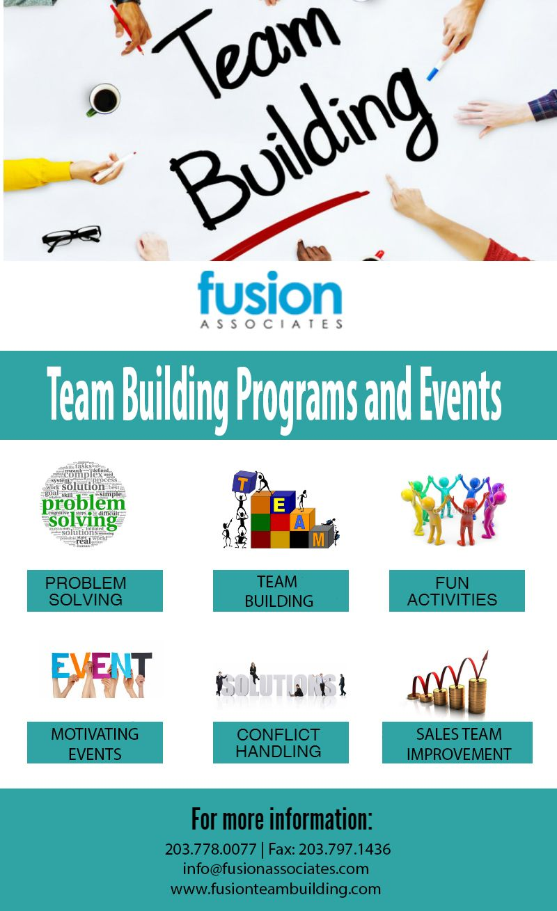 Fusion Team Building Programs Range From High Level Strategic