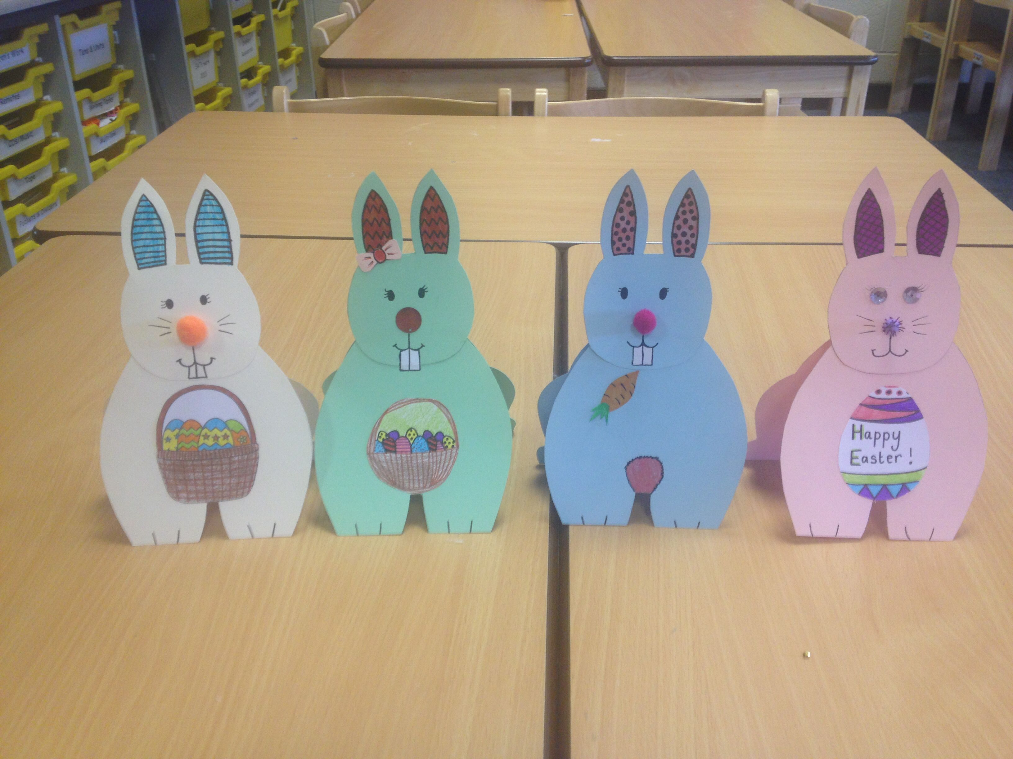 easter card making ideas ks1