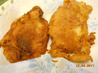 Recipes for Judys' Foodies: Fish Fry