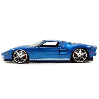 Jada Toys Fast Furious 2005 Ford Gt Die Cast Vehicle 1 24 Scale
