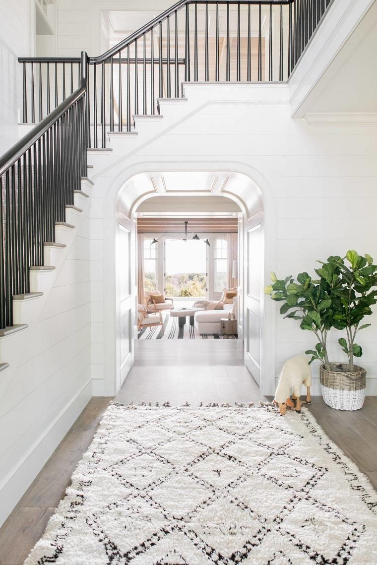 Innenfarbe im haus interior design haus  moderne eingänge  Überprüfen sie die