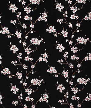 ebony cherry blossoms