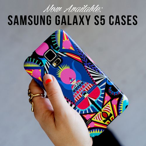 "By popular demand, we're proud to be adding the Samsung Galaxy S5 phone case to our line-up of available phone case models. ~ ""Ojo Temple"" Phone Case by serpentfire on Society6"