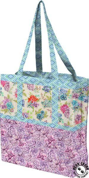Friday Funday: Free Tote Bag Patterns – Quilt Therapy #fridayfunday