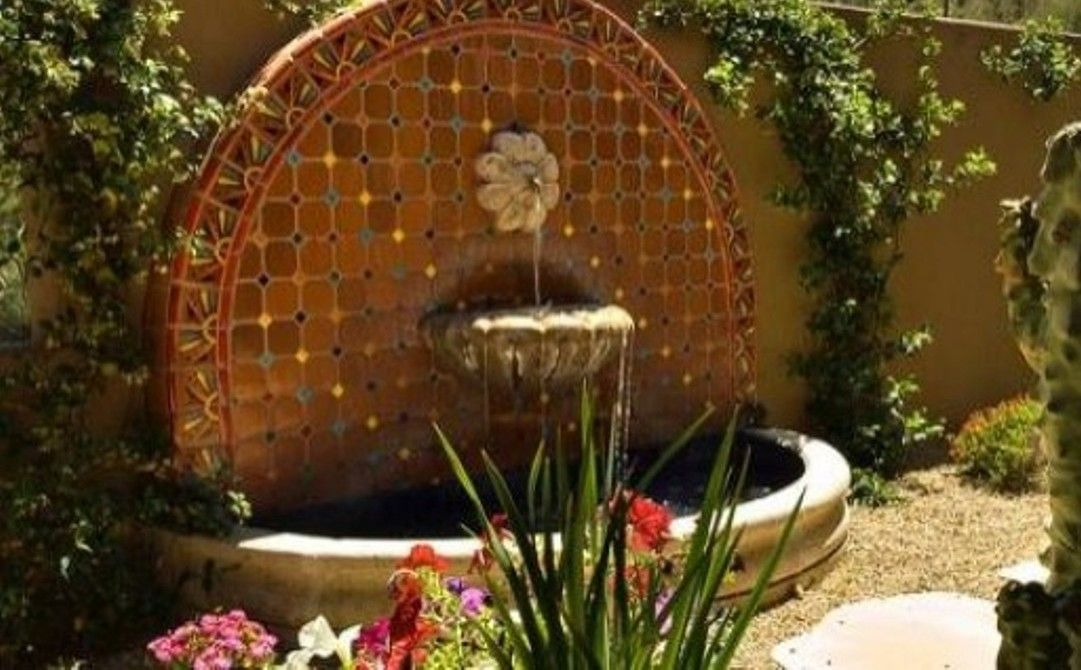 Landscaping And Outdoor Building , Choosing An Outdoor Fountain