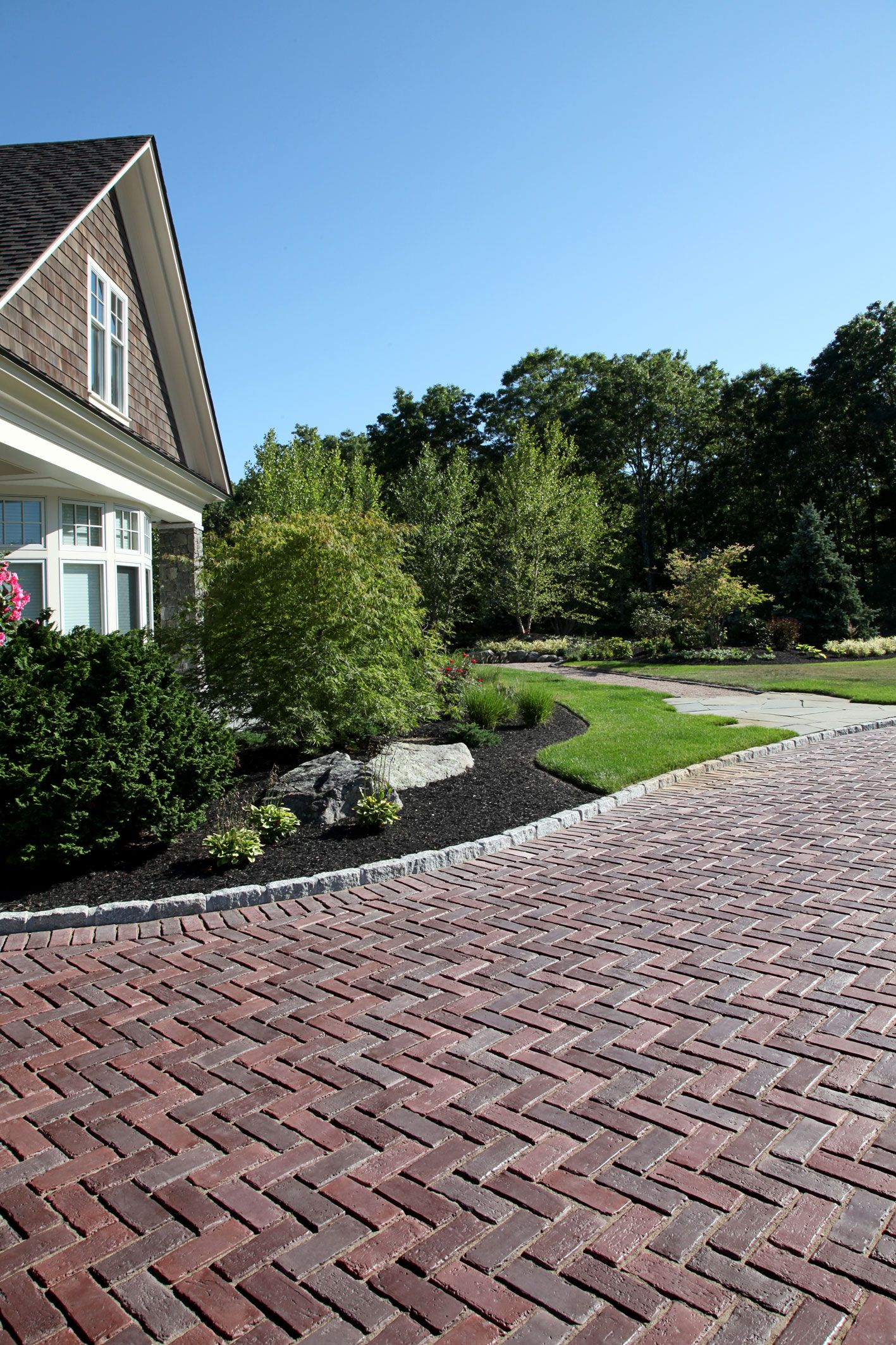 Town Hall™ Driveway Available At Van Beeks Garden Supplies Find These  Beautiful Patio Pavers At