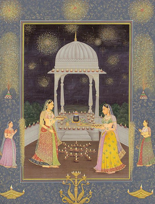 Deepawali (Diwali) at the Shrine