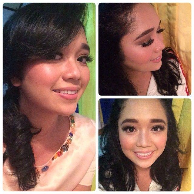 Eka Ariani Clausen  #makeup #weddingmakeup #partymakeup #makeupartist #mua #makeupgeek #motd #hairdo