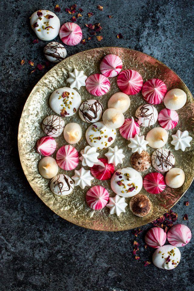 Vegan Meringue Kisses, the perfect little festive treat xx