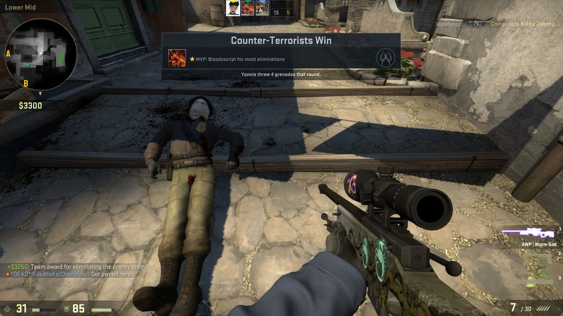 Pin On Counter Strike Global Offensive