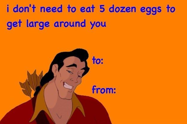 27 Disney Valentines Cards That Will Ruin Your Childhood – Funny Dirty Valentine Cards