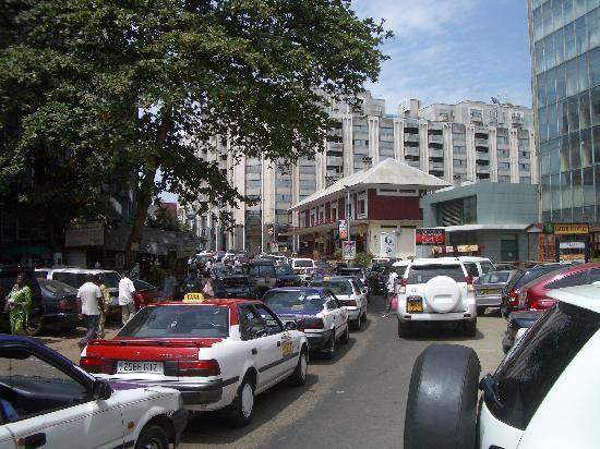 Libreville Gabon Gabones