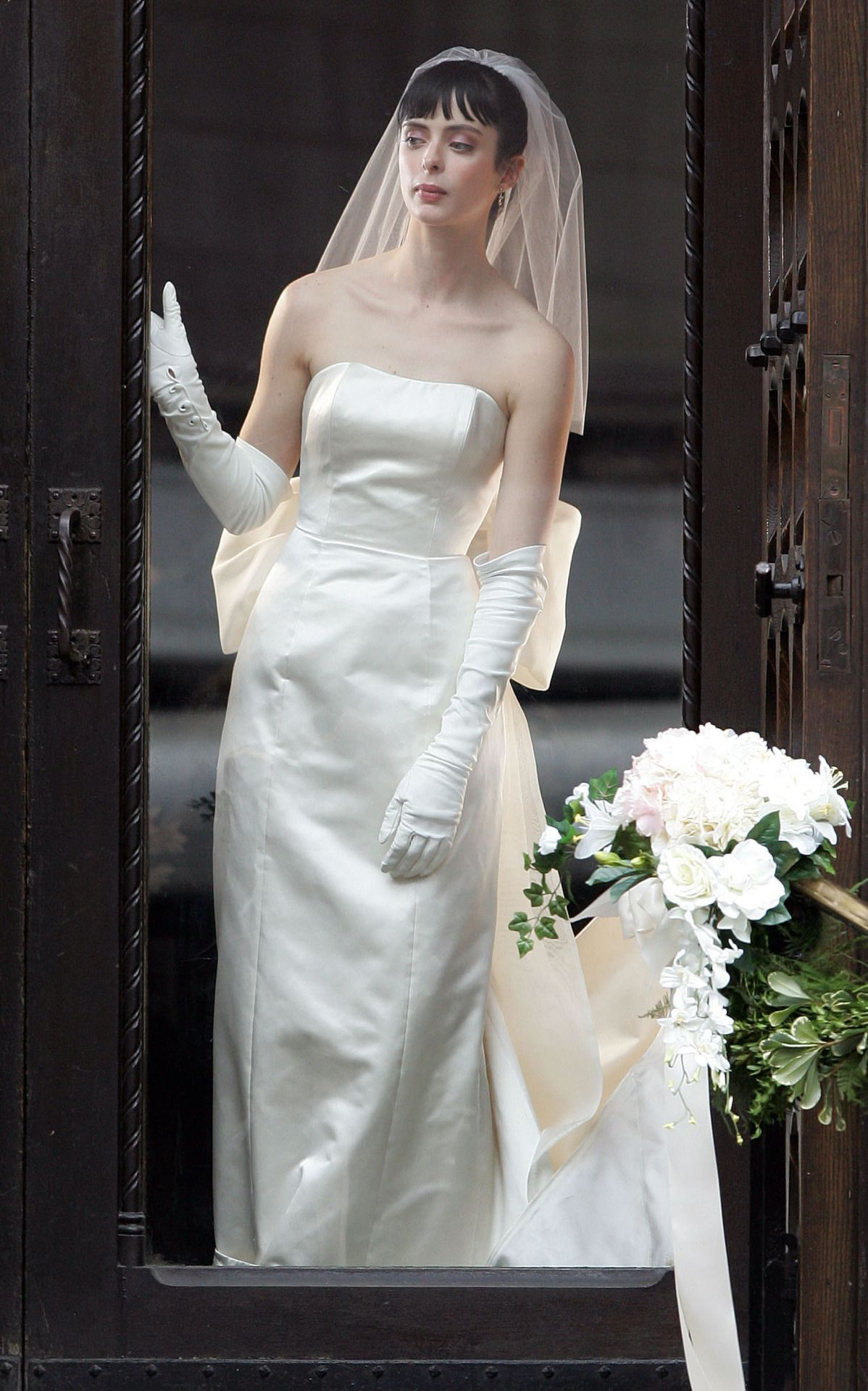 The most important day should definitely be a white glove